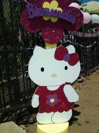 Mobil Hello Kitty.