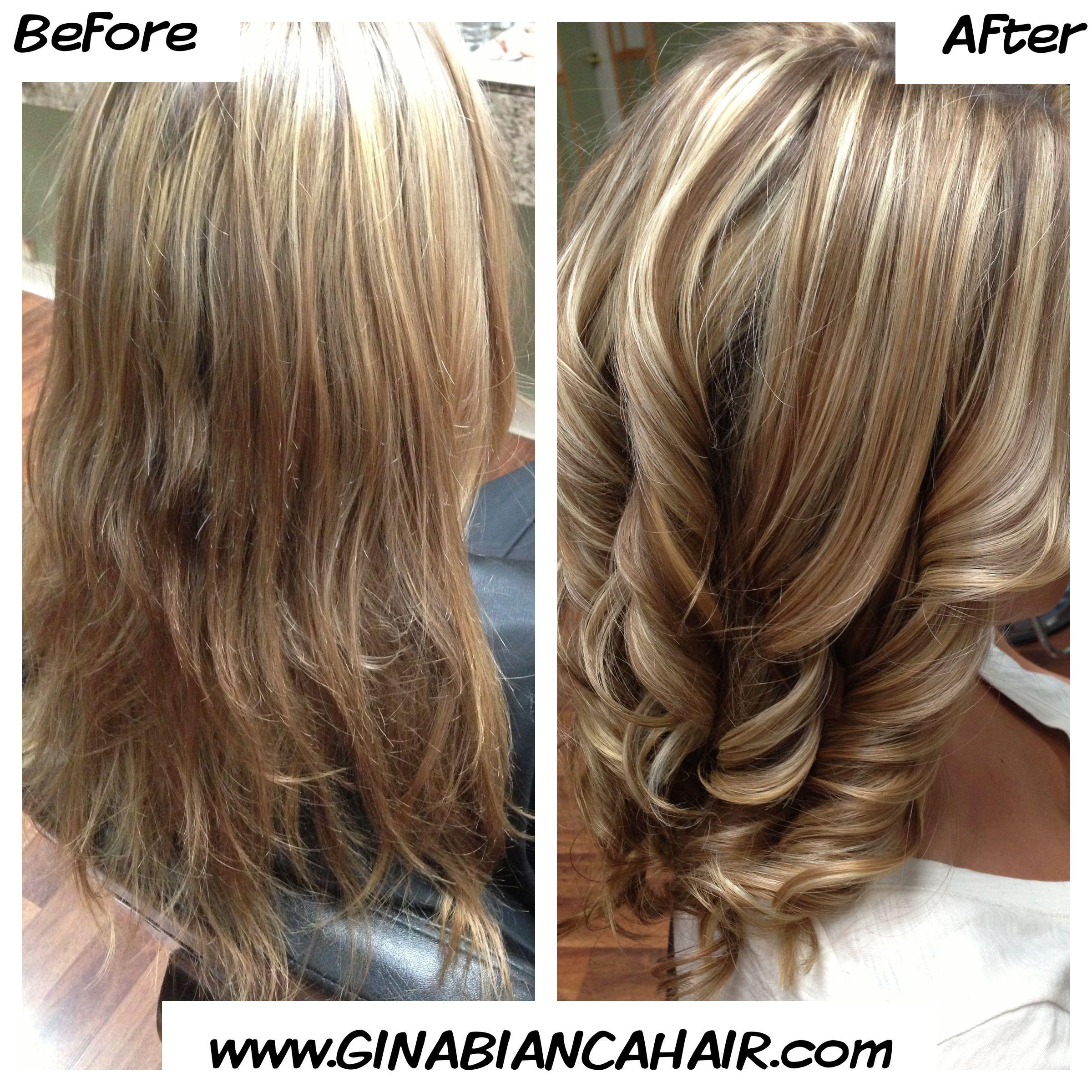 How To Colour Hair Highlights