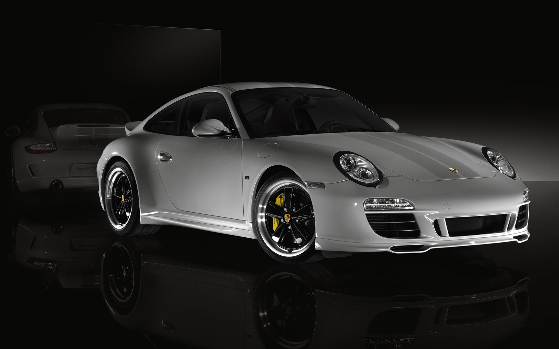 The Porsche Cayman As First Introduced In 2006 With The