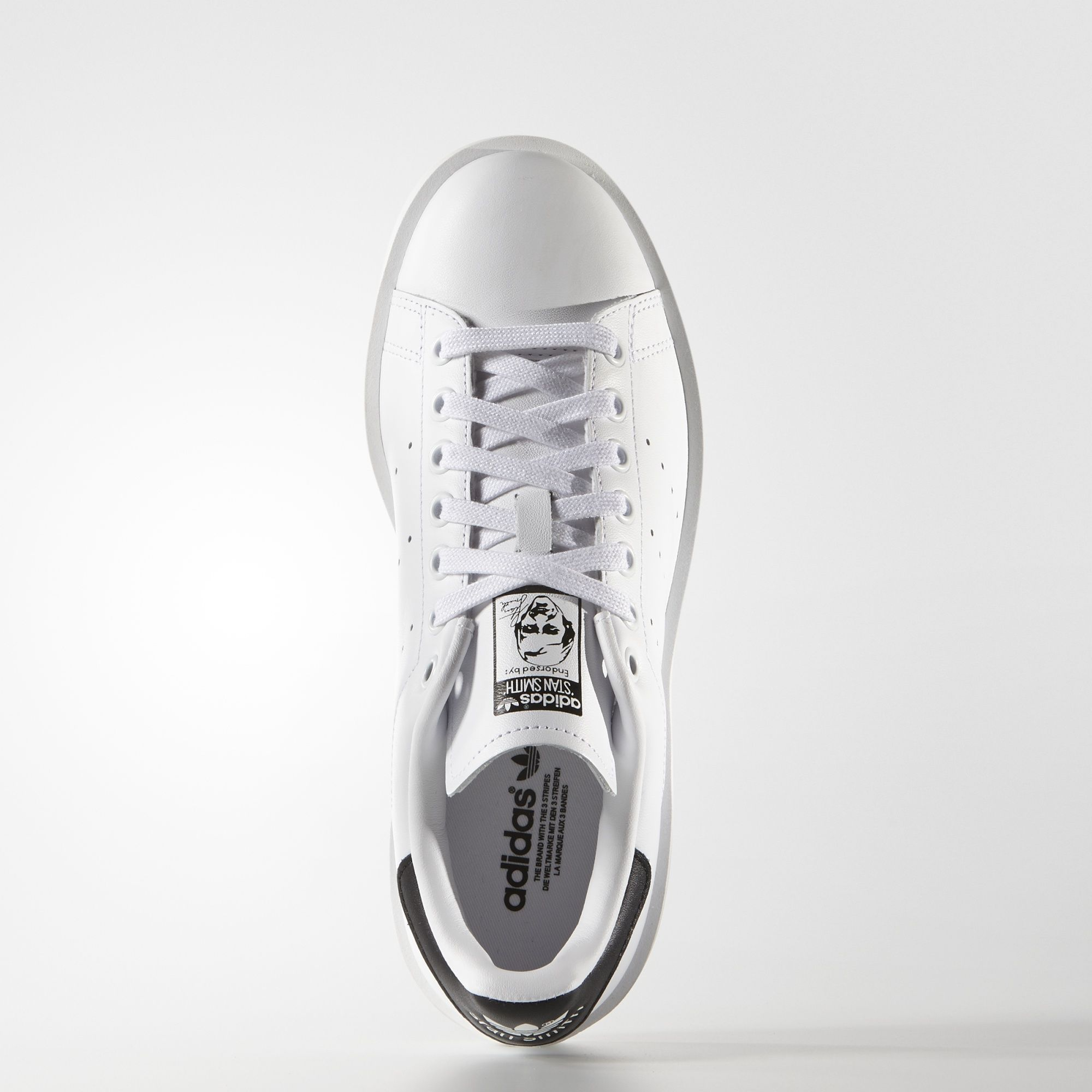 adidas - Stan Smith Bold Shoes  bfc1c94c97
