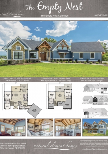 Empty Nest House Plans Timber Frame Building Building A House