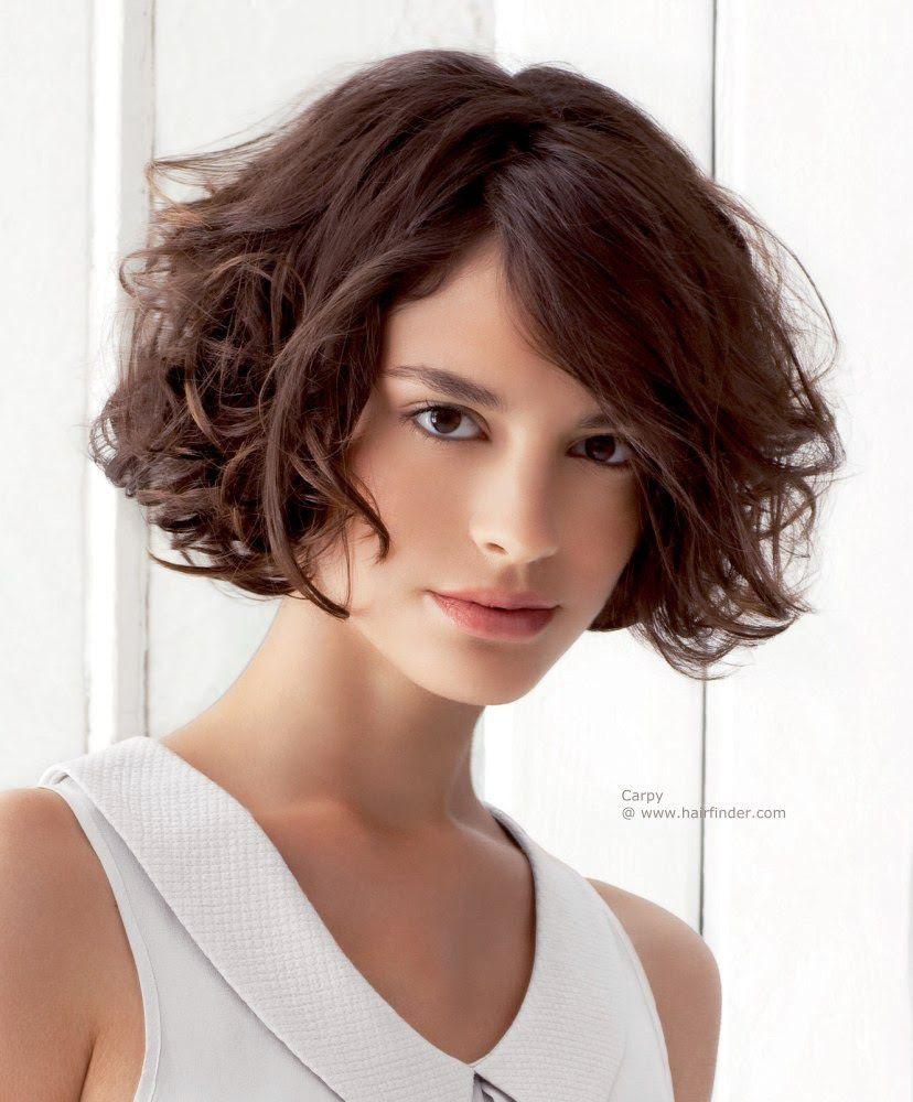 Los Mejores Peinados Para Pelos Rizados Primavera Verano 2019