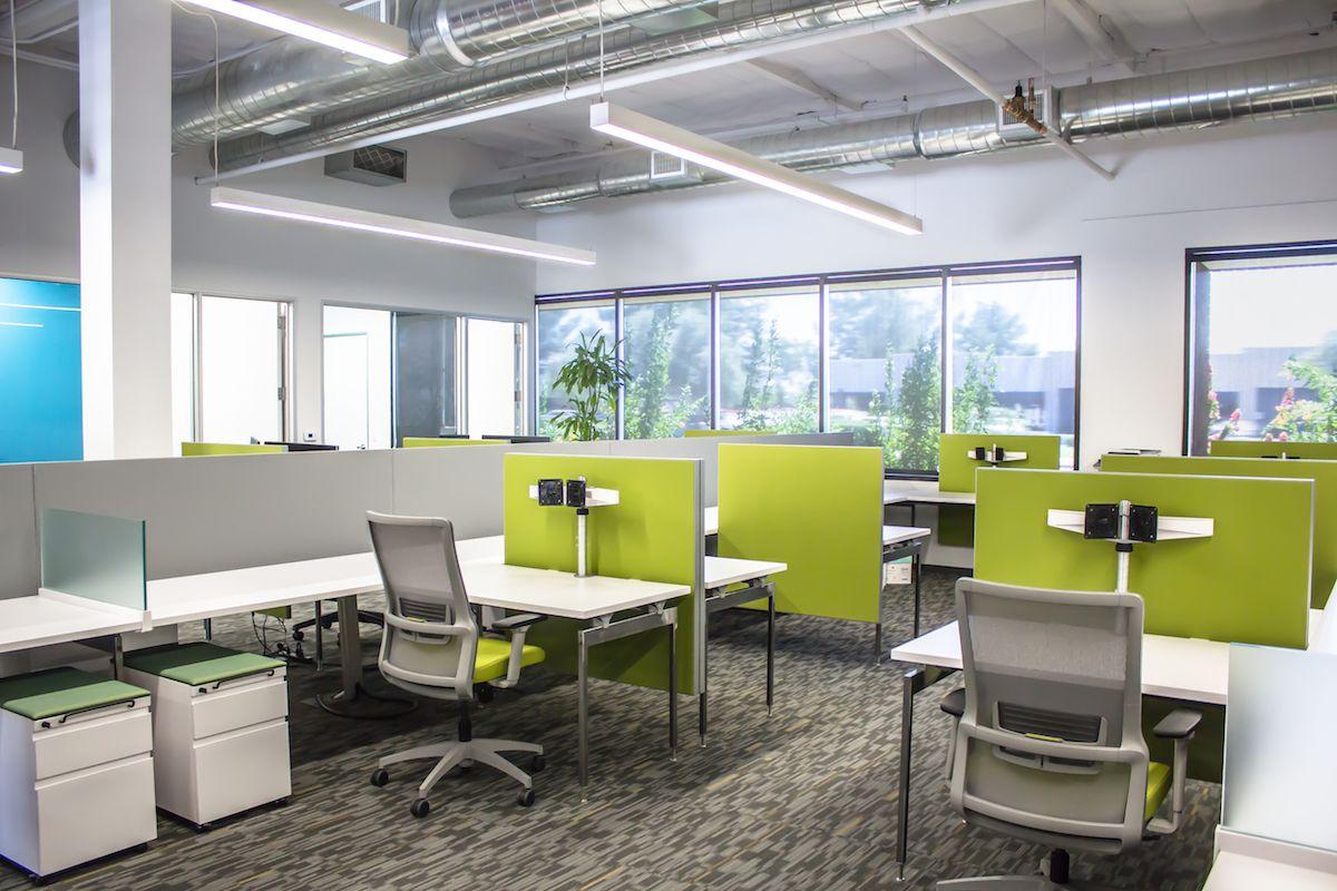 Phenomenal It1 Phoenix Arizona Systemsfurniture Officespace Interior Design Ideas Inamawefileorg