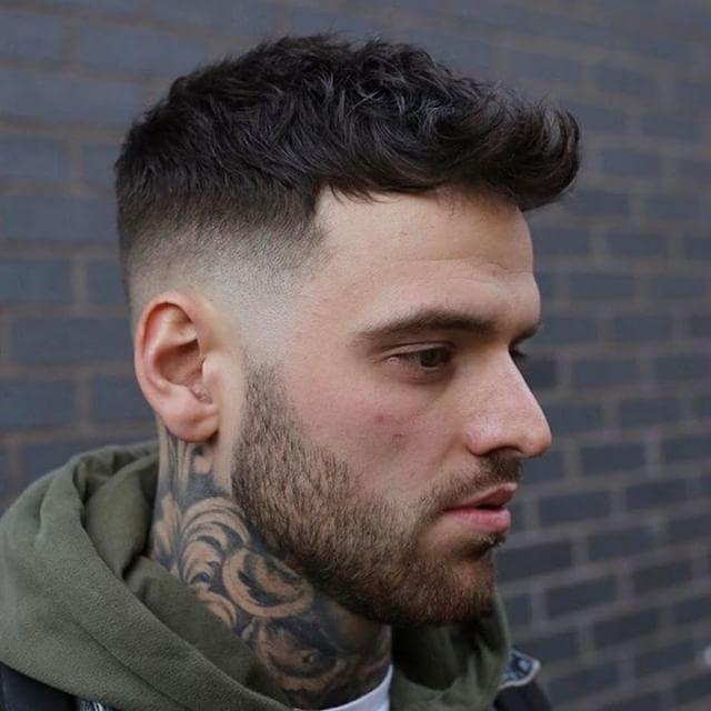 I piu bei tagli di capelli corti uomo