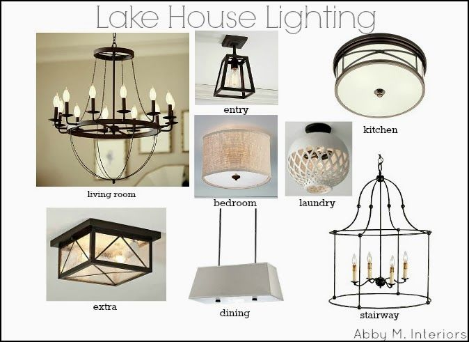 Whole house lighting plan | Abby m interiors