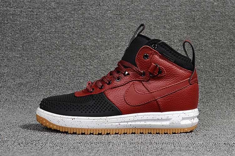 88014284f Nike Air Force 1 KPU Nike Lunar Force 1 Men Red Black 40-47 | Nike ...