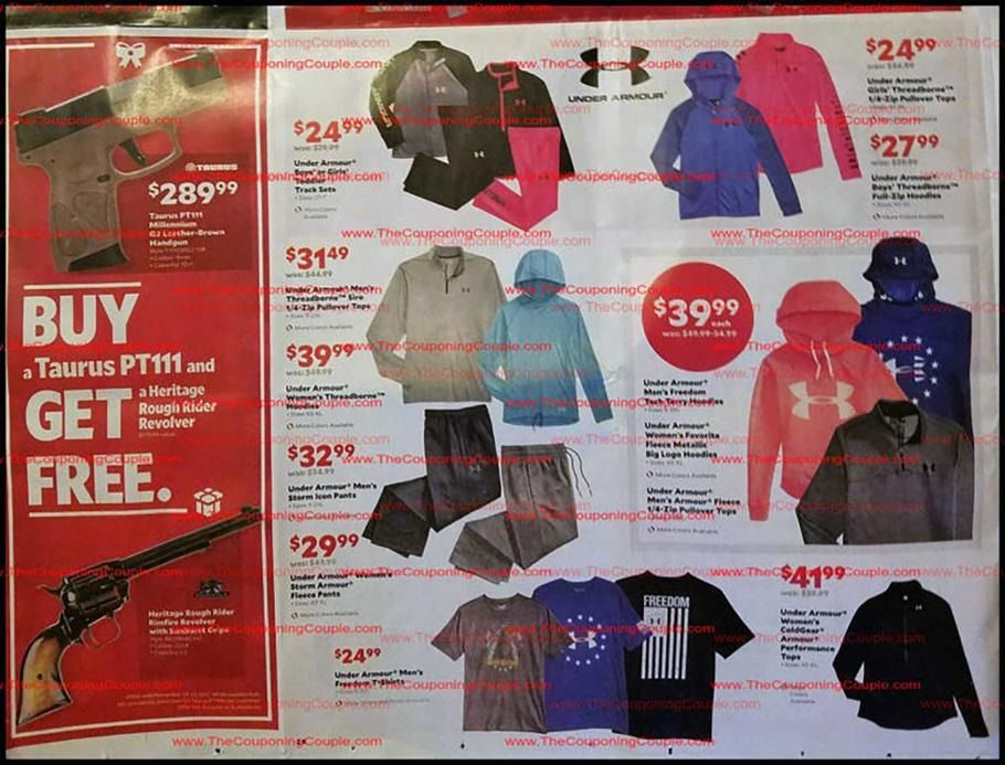 Academy Sports Black Friday 2018 Ads and Deals