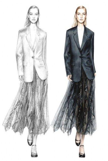 Photo of New Fashion Drawing Illustration Style Inspiration 25+ Ideas