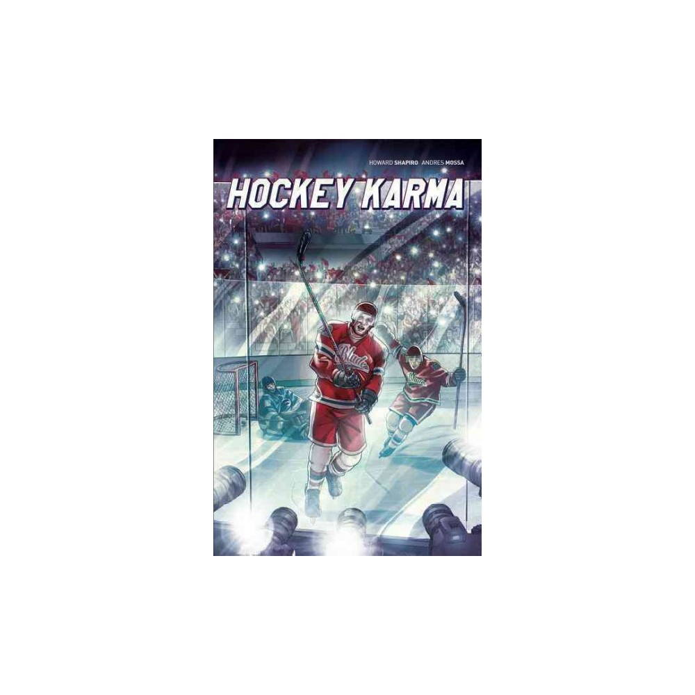 Hockey Karma (Paperback) (Howard Shapiro)