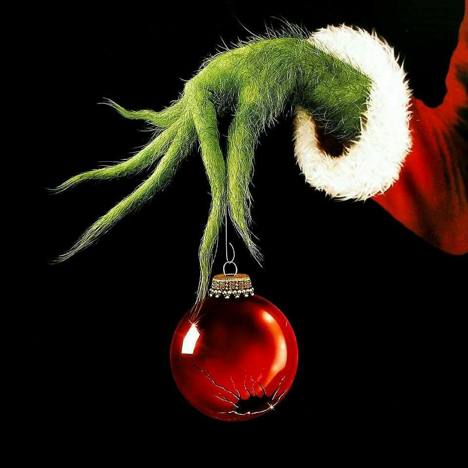 Pin By Terri Hughes On Christmas Grinch Hands Christmas Canvas Christmas Paintings