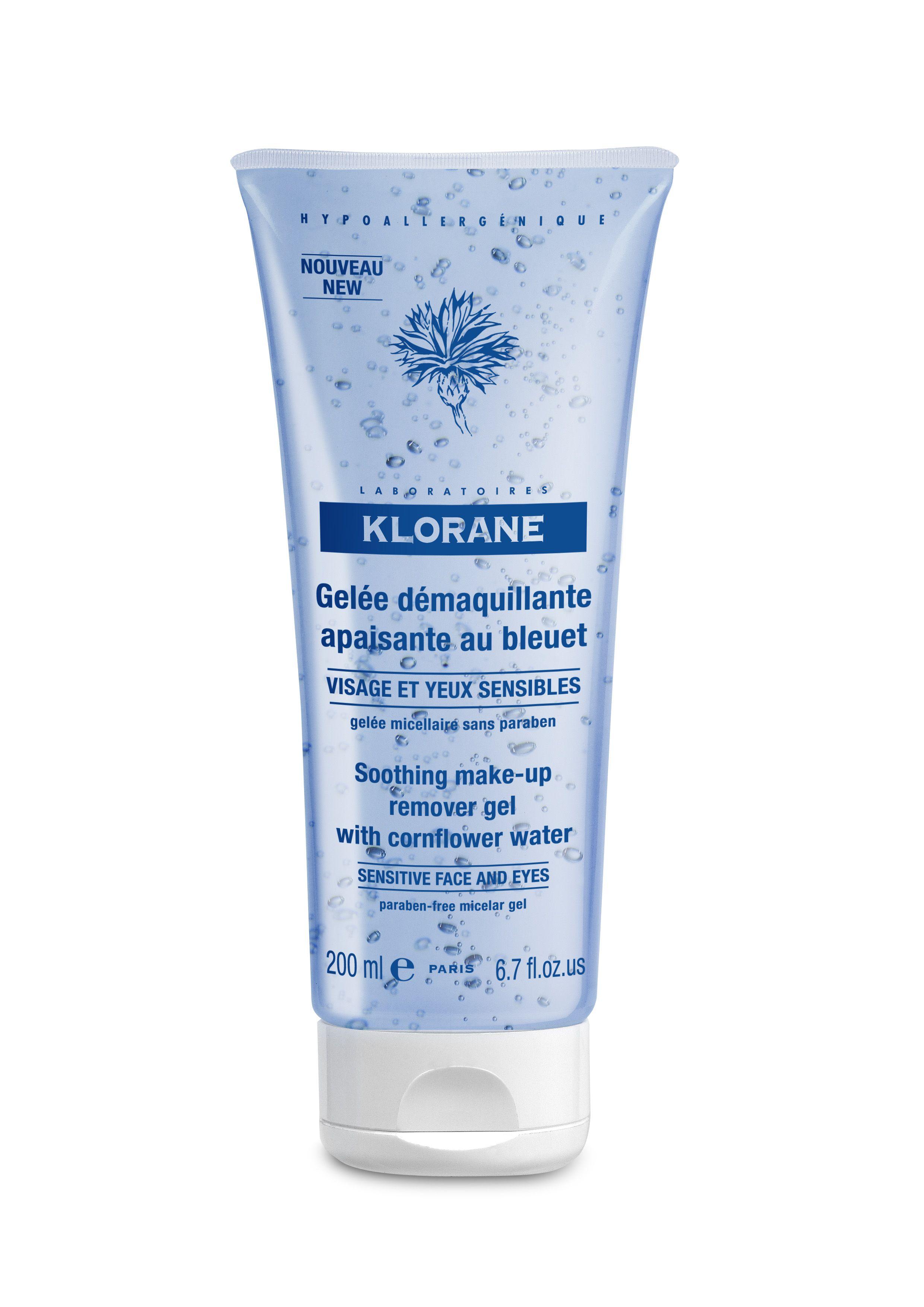 Klorane Soothing Makeup Remover Gel Klorane Soothing