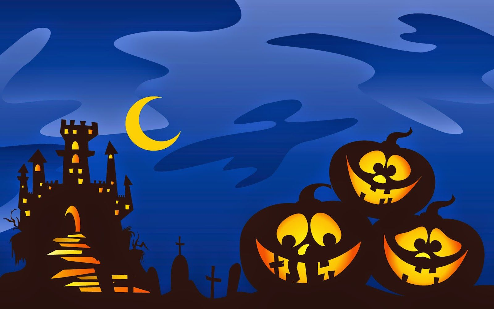 60 Amazing Halloween Hd Wallpapers 1920x1080 2560x1600 Px Set 2 Free Hd Wallpapers For Widescr Halloween Greetings Halloween Wallpaper Halloween Pictures