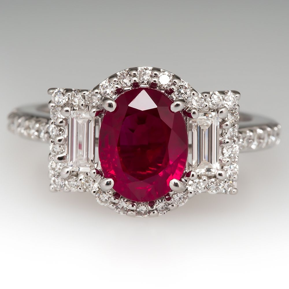 iroff rings king gemstones jewelers the ruby engagement corundum son of