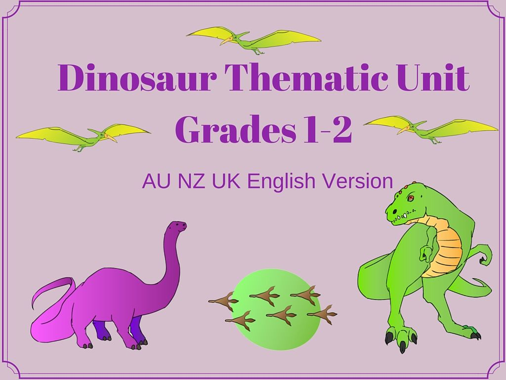 Thematic Units Image By Teach Your Children Well On
