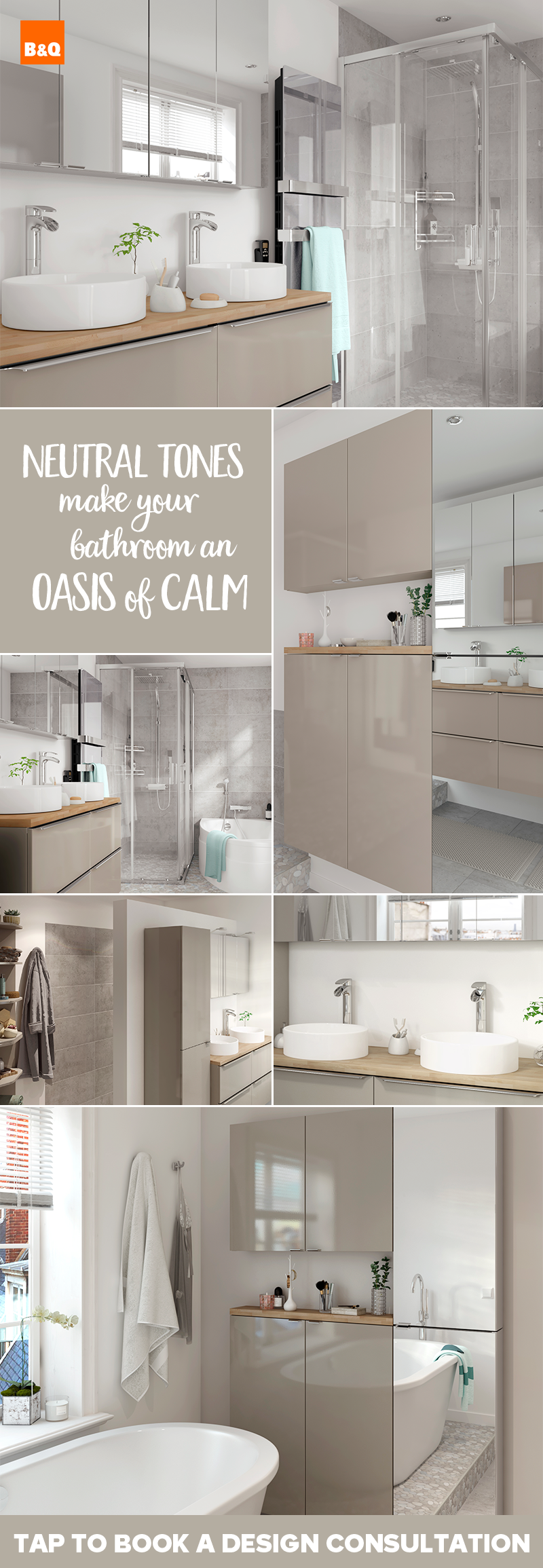 What's Your Favourite Colour Our Bathrooms Come In A Range Of Glamorous B And Q Bathroom Design Inspiration Design