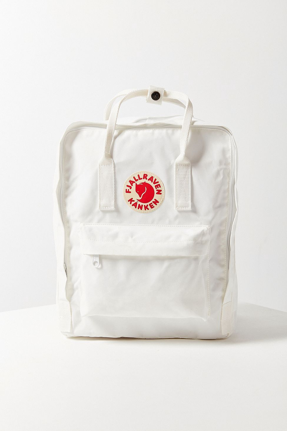 711530fe968d Urban Outfitters Fjallraven X Uo Kanken Backpack - White One Size ...