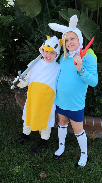 Adventure time costume  sc 1 st  Pinterest & liz u0026 emi | Fiona costume Costumes and Adventure time costume