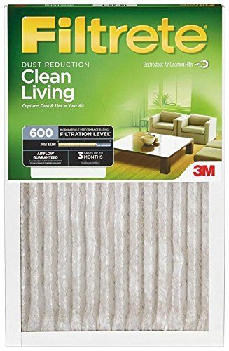 Filtrete Clean Living Dust Reduction Filters Air Filter Filters Cleaning Dust