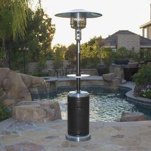 Patio Heater, Adjustable Table, Stainless Steel, Backyard Beach, E Ca,  Outdoor Gear, Bronze, Yard Ideas, Silver