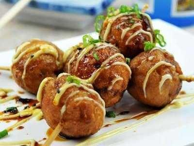 Resep Takoyaki Sederhana Halal Asli Enak Paling Mudah Bumbu Balado Resep Masakan Resep Resep Makanan