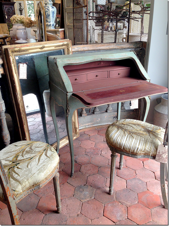 Joyce Horn Antiques 48 Old Katy Road Houston Texas WWW Beauteous Office Furniture Houston Tx Painting