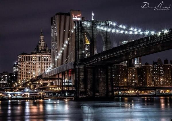 Twitter, Brooklyn bridge.. New York. pic.twitter.com/HkV5rEKzv4