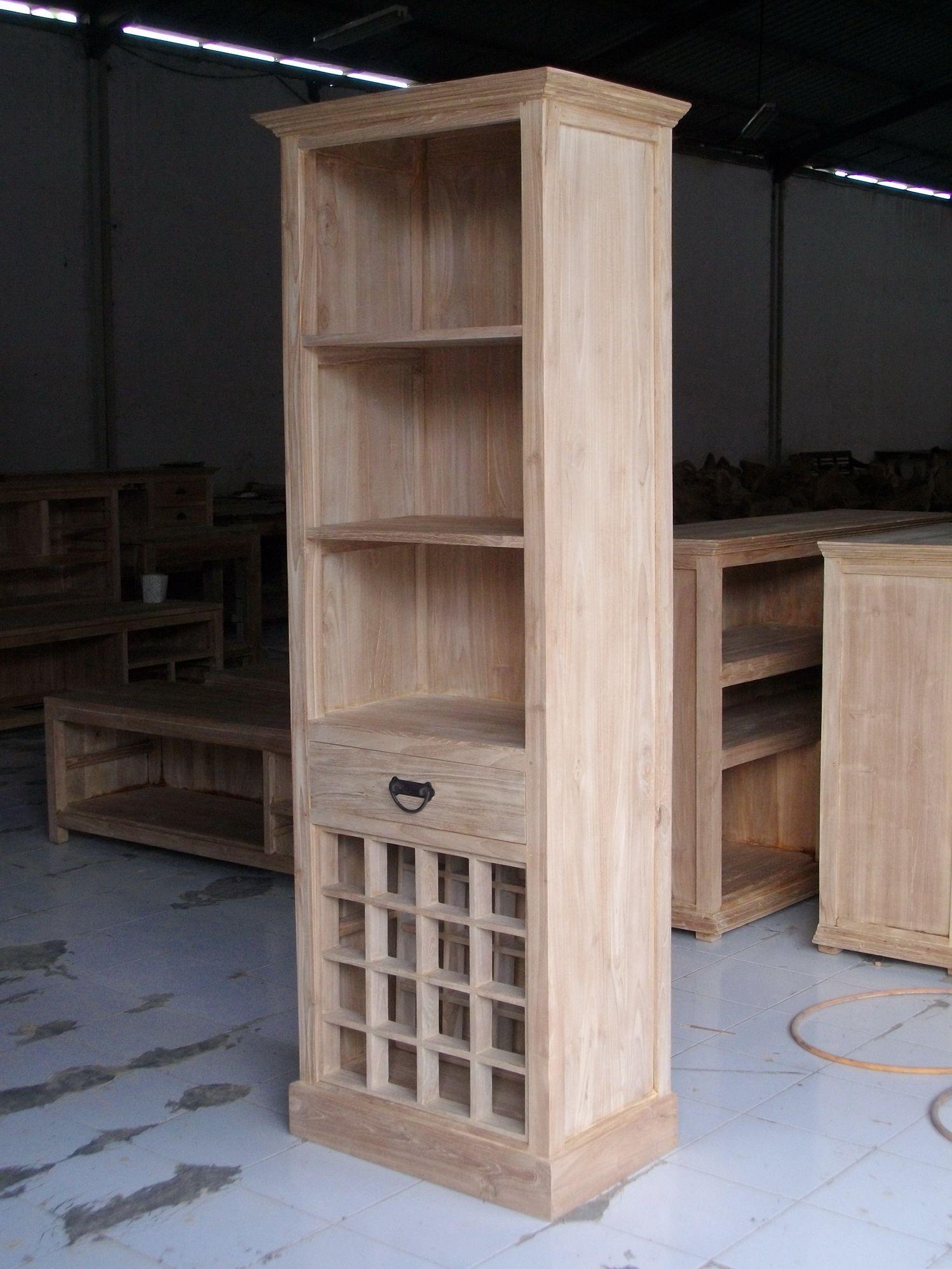 made from Teak Wood / Recycled Teak / Mahogany