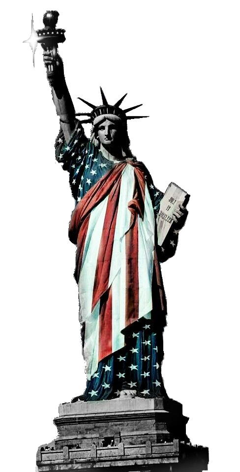 Statue Of Liberty Usa Estatua Da Liberdade Estatua