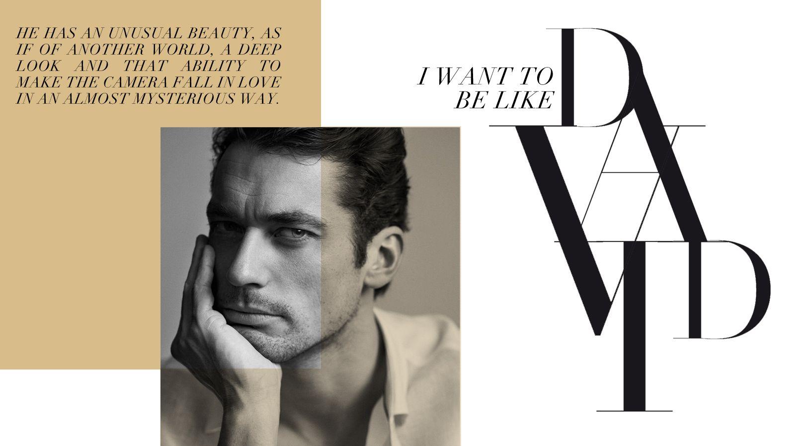 David Gandy - Guest Editor Massimo Dutti Interview