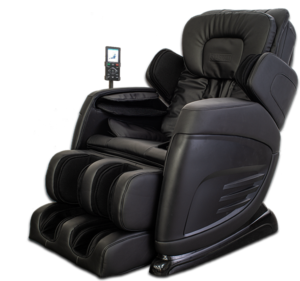 2020 True Authentic Spa Shiatsu Full Body Massage Chair in