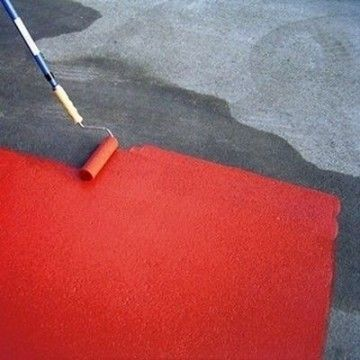 PEINTURE SOL BETON bricolage bois béton pour la maison Pinterest - peinture exterieure sol beton