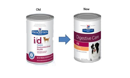 Hill S Prescription Diet I D Canine Dog Food Is A Highly Digestible Formula Created Specifically To Help Manage Dogs With Canned Food Prescription Food Animals