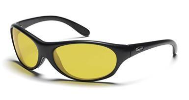 563bc5a9385 Smith Guides Choice Sunglasses - Black with Polar-Chromic Amber Lens ...
