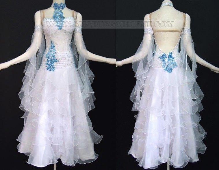 Custom made Ballroom Gown