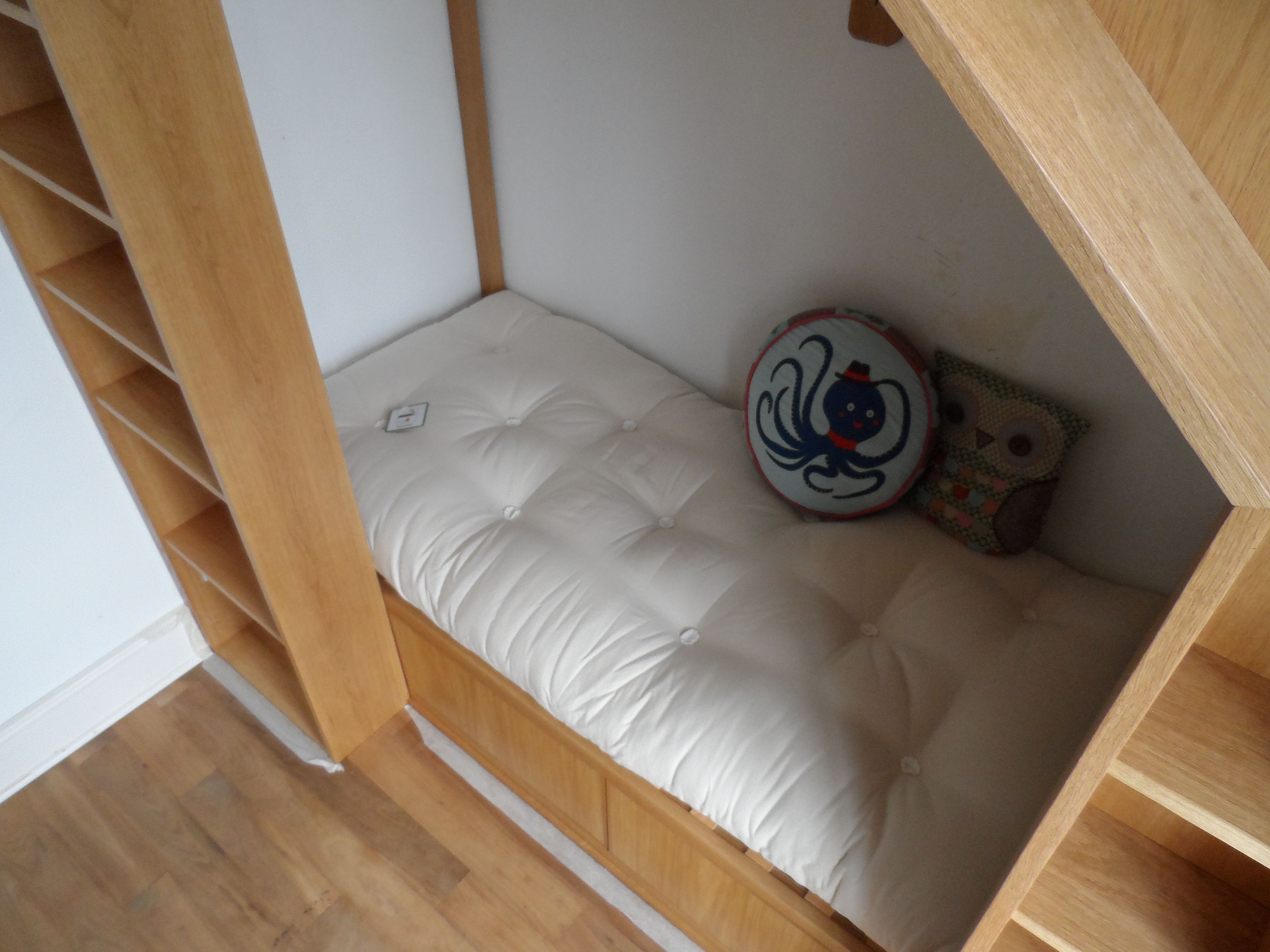 Futon Mattress Custom Made For A Day Bed
