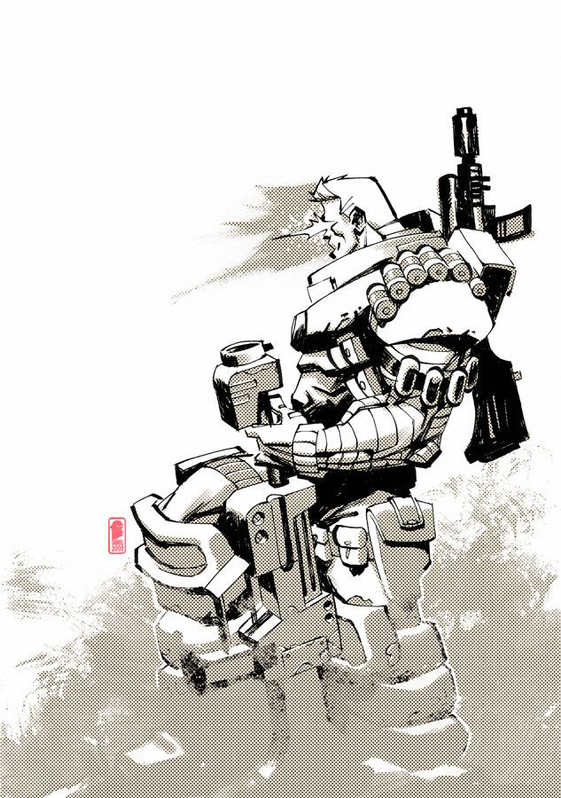Cable by Nelson Daniel