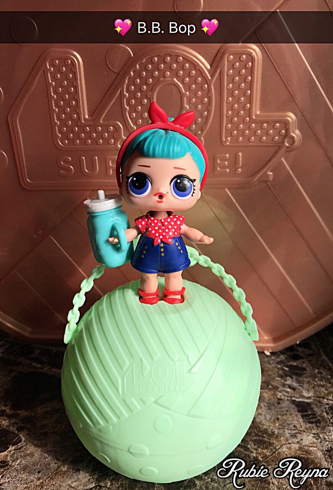 American Pie 5 Una Fiesta De Pelotas this is my daughter's lol doll. her name is b.b. bop & she