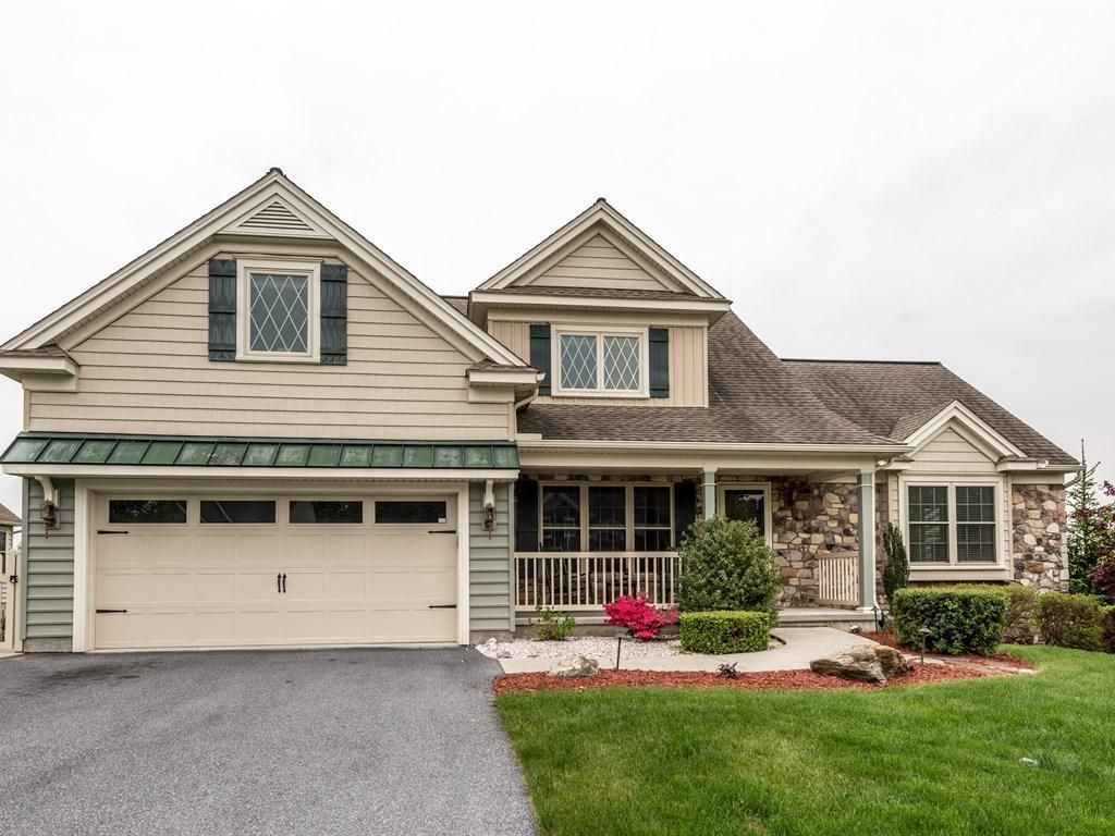 Jim Pappas With Berkshire Hathaway Homesale Realty 50 Circle Rock Drive Ephrata Pa 17522 Mls Id 250913 Ephrata House Styles Exclusive Home
