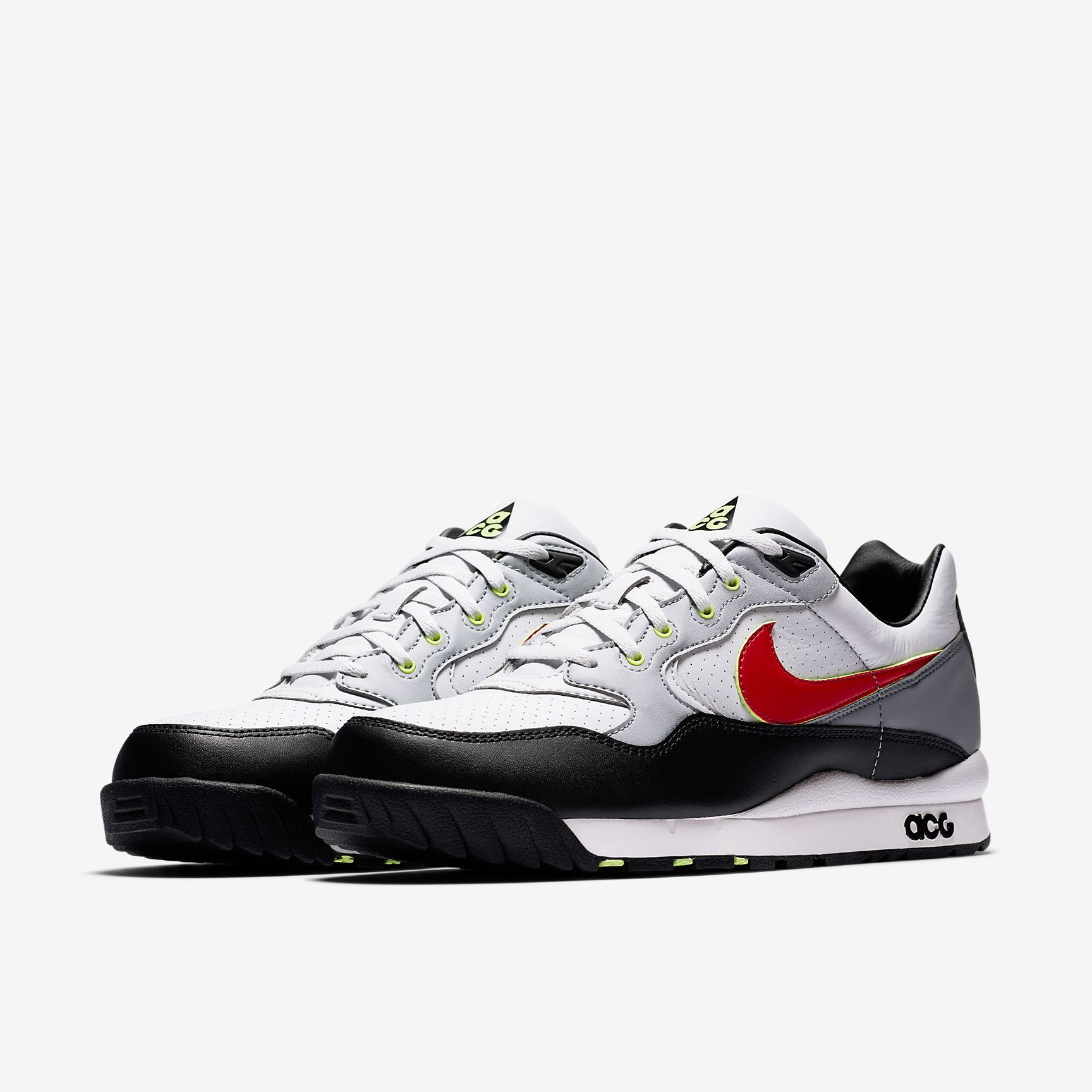 auricular Acusador Shuraba  Men's Nike Air Wildwood ACG in Pure Platinum/Mist Blue/Black/Comet Red via  Nike.com | Mens nike shoes, Nike, Mens nike air