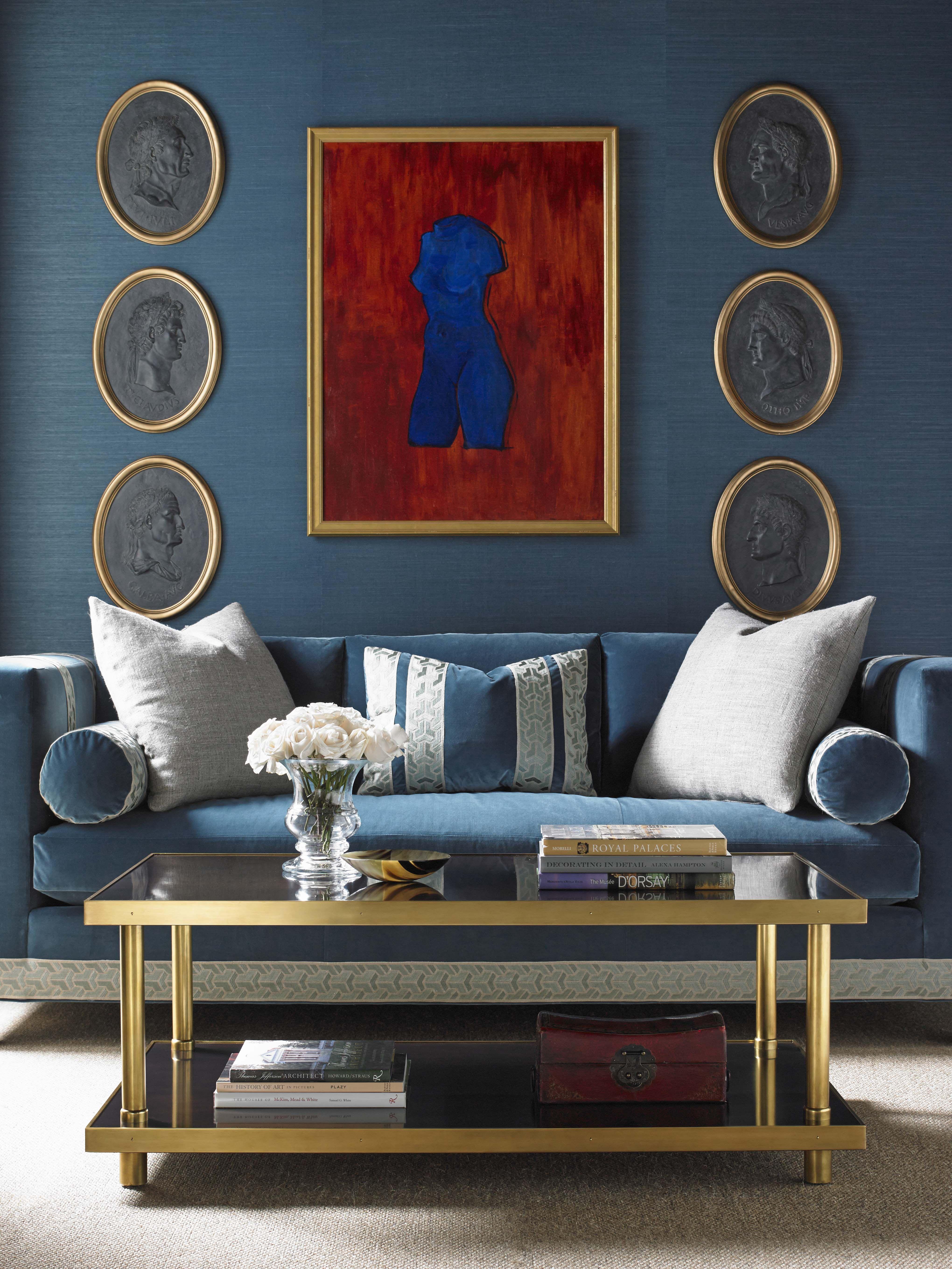 Alexa Hampton Collection for Hickory Chair Spring 2014
