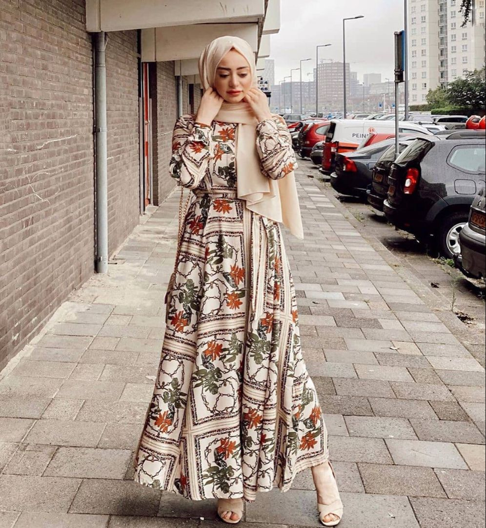 Beautiful Long Dresses To Be Inspired By -   17 beauty Dresses hijab ideas