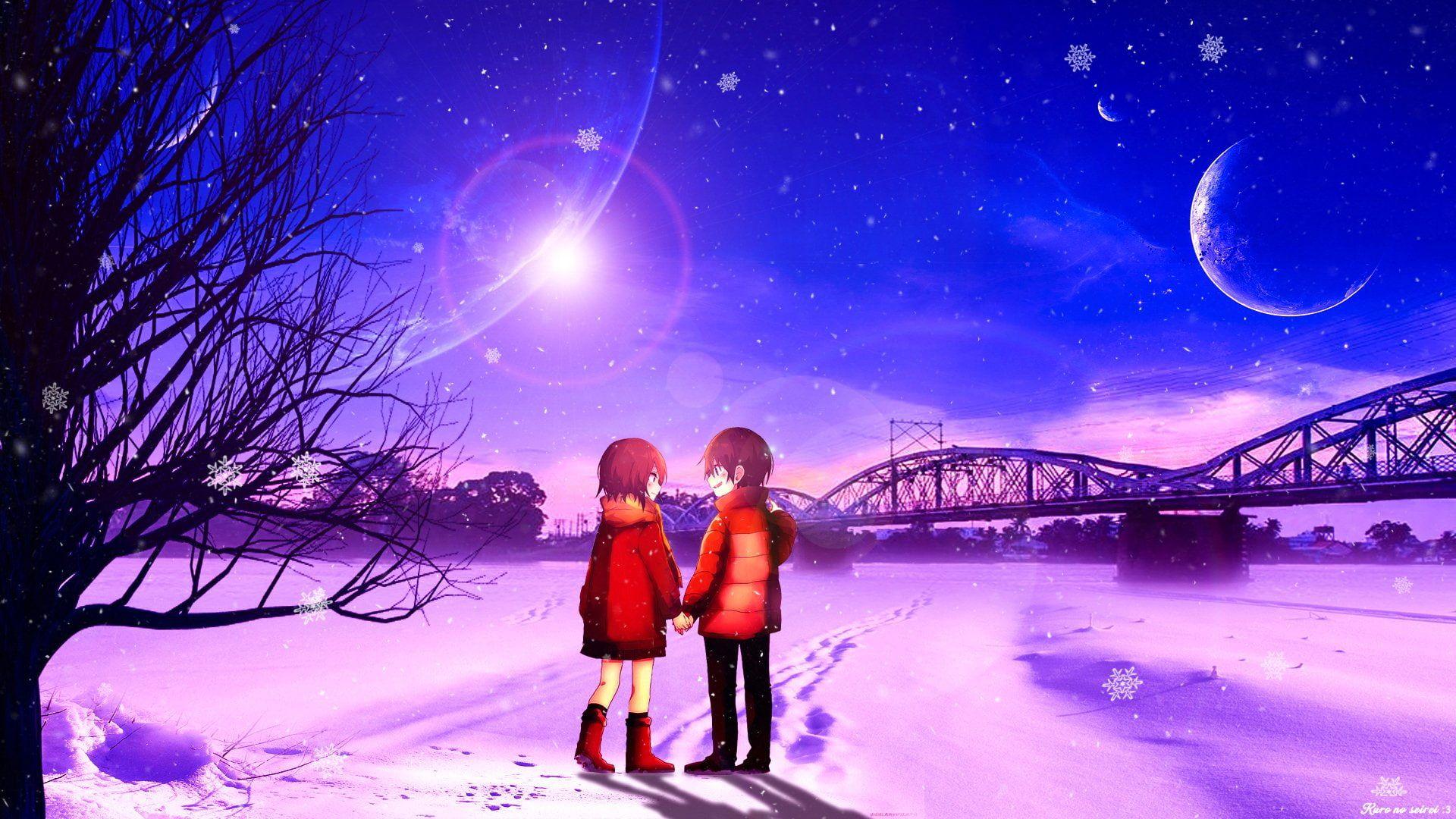 Anime Erased Boku Dake Ga Inai Machi Kayo Hinazuki Satoru Fujinuma 1080p Wallpaper Hdwallpaper Desktop In 2021 Wallpaper Anime Wallpaper Purple Wallpaper