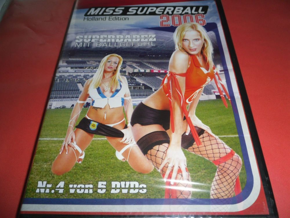Miss Superball 2006    OVP / NEU 3,15 €
