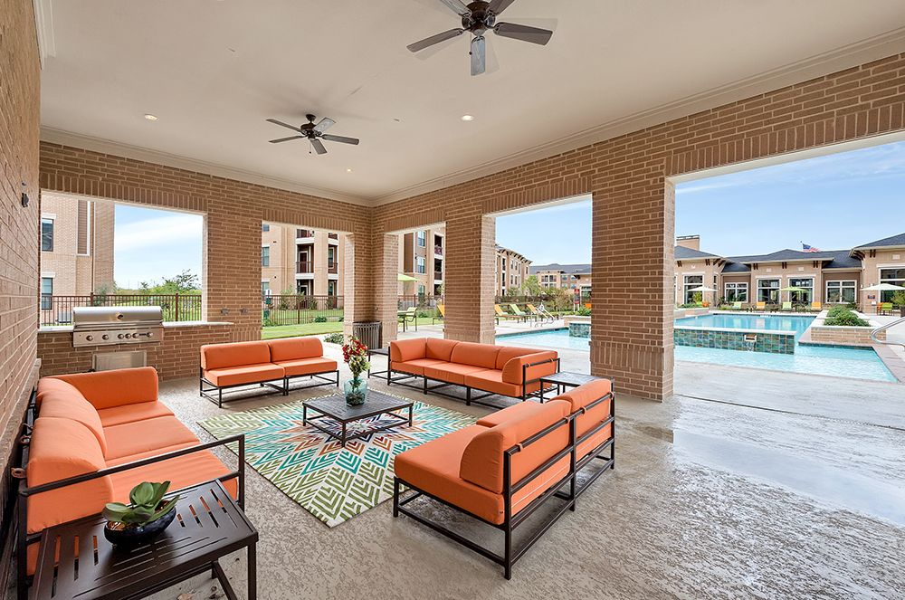 Mansfield On The Green Mansfield Texas Dlc Residential Outdoor Furniture Sets Outdoor Decor Senior Living