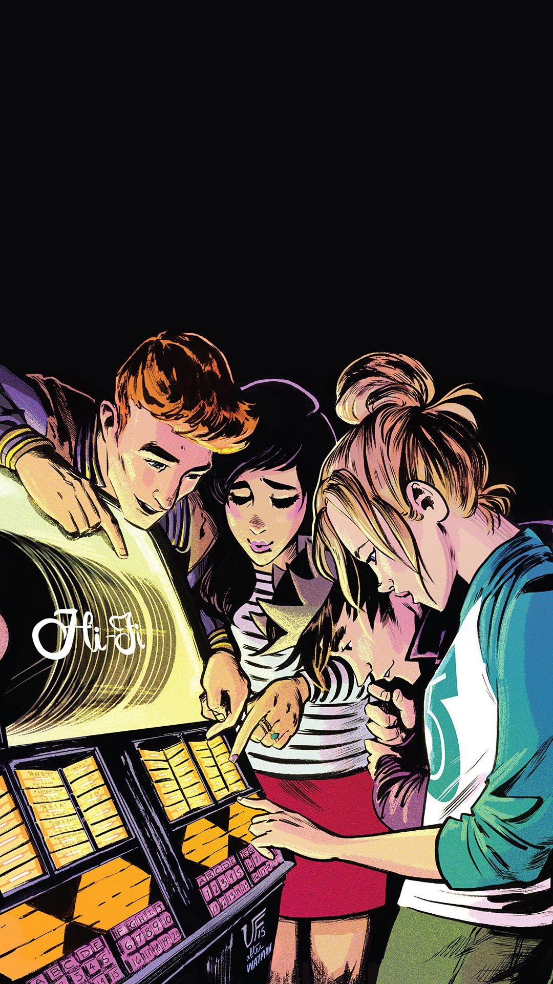 Absolutely love Archie comics, Archie comics riverdale