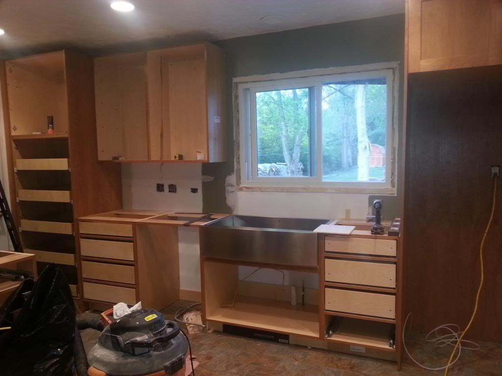 Small Kitchen Window Size