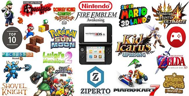 Pin by Ziperto Group on Favorites Games & Apps | Best 3ds games