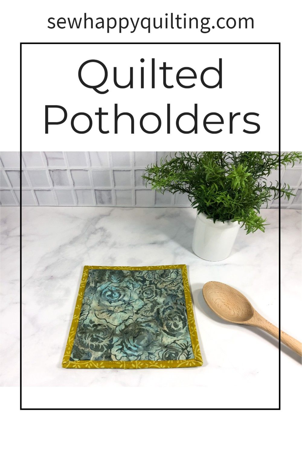 If you are in need of some new potholders that are stunningly gorgeous and practical too, come visit Sew Happy Quilting. These are made from beautiful batik cotton fabric. All of our trivets are insulated, handmade, unique and washable. Pot holders make a great gift for grandma or anyone who loves spending time in their kitchen. #kitchenaccessory #potholder #trivet #handmadedecor #grandmagift #kitchenislanddecor #hotpad #batik