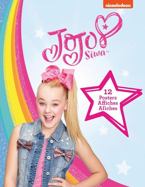 JoJo Siwa Poster Book Posters Pinterest Jojo siwa