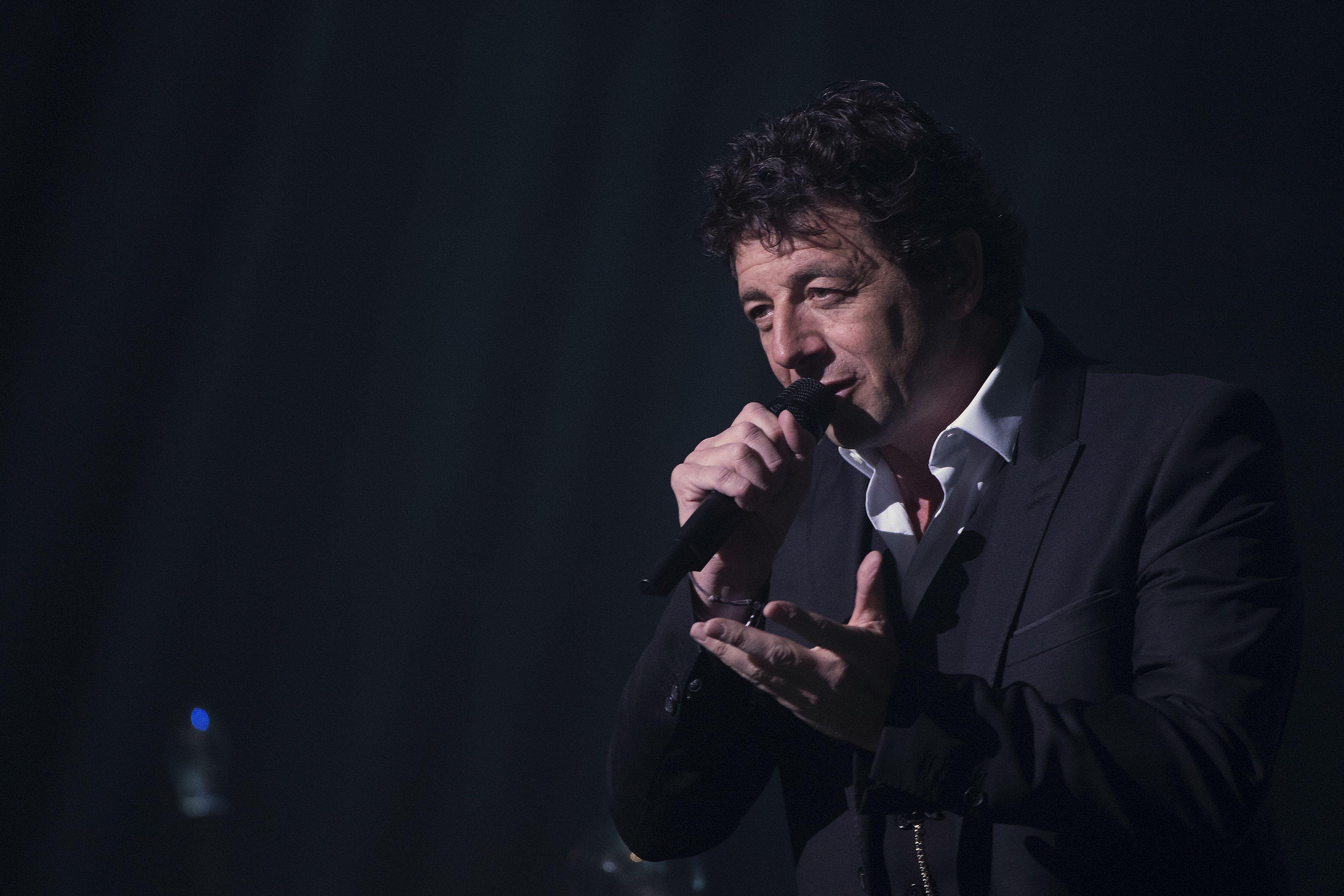 Patrick Bruel rend un vibrant hommage à Barbara au Théâtre